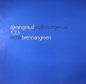 """Professor Genius/A JEAN GIRAUD #1 12"""""""