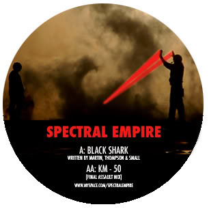 Spectral Empire/BLACK SHARK 12""