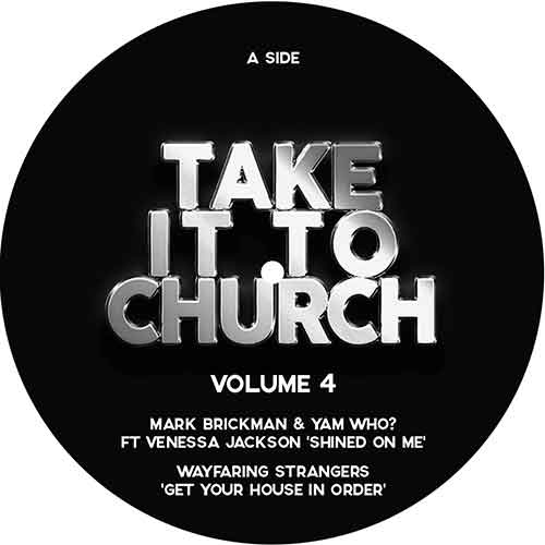 Various/TAKE IT TO CHURCH V4 SAMPLER 12""