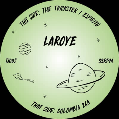 L'Aroye/COLOMBIA 26A 12""