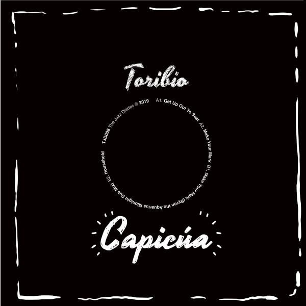 """Toribio/CAPICUA EP 12"""""""