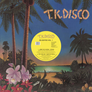 Various/TK DISCO RE-EDITED VOL 1 DLP