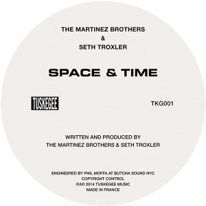 Martinez Bros & Seth Troxler/SPACE.. 12""