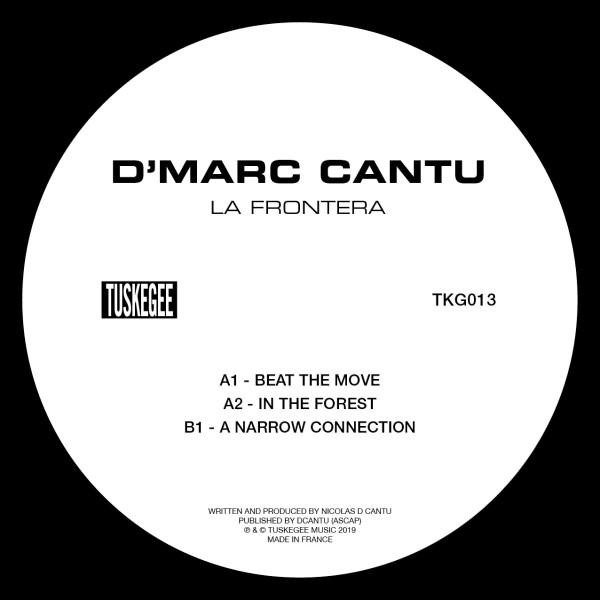 """D'Marc Cantu/LA FRONTERA EP 12"""""""