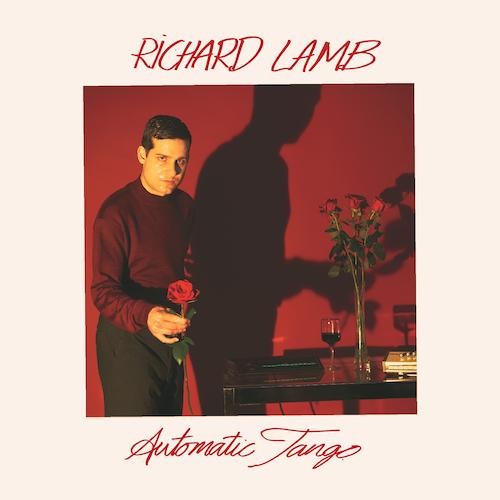 "Richard Lamb/AUTOMATIC TANGO EP 12"""