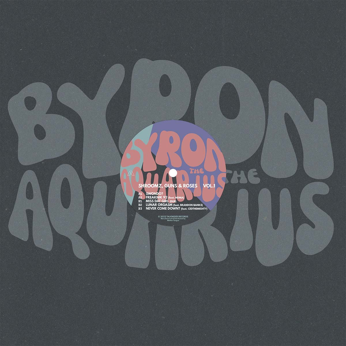 Theo Walbeck/FREEK TOOL (1-SIDED) 12""