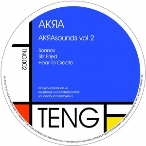 Akra/SONNOX & STIR FRIED 12""