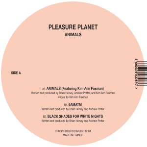 Pleasure Planet/ANIMALS 12""