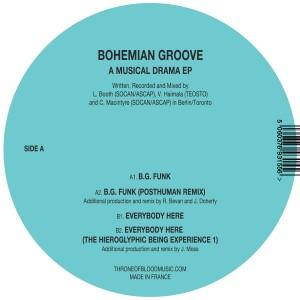 """Bohemian Groove/A MUSICAL DRAMA 12"""""""