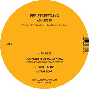 """PBR Streetgang/ACHILLES 12"""""""