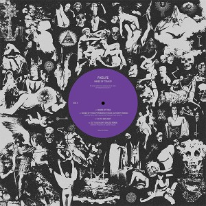 Pixelife/WAVES OF TITAN & REMIXES 12""