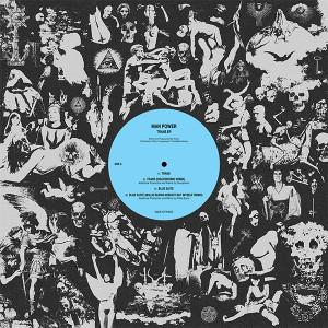 "Man Power/TRANS EP 12"""