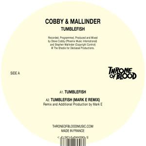 "Cobby & Malinder/TUMBLEFISH EP 12"""