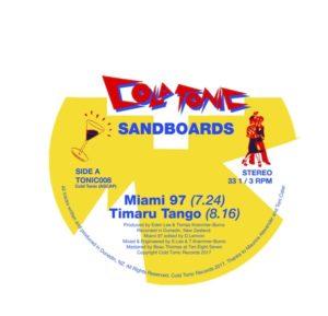 "Sandboards/MIAMI 97 12"""