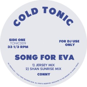 Conny/SONG FOR EVA (SHAN REMIX) 12""