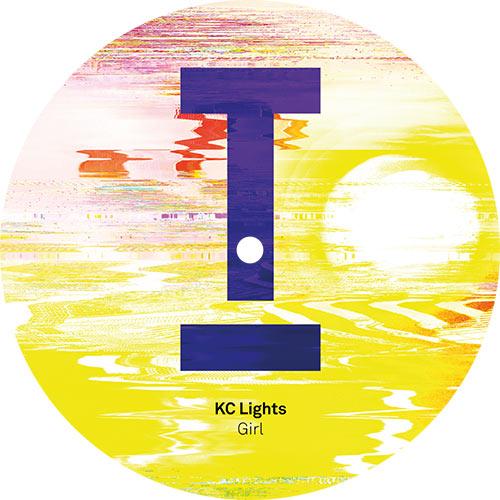 """KC Lights/GIRL 12"""""""