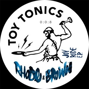 "Rhode & Brown/JOYRIDE 12"""