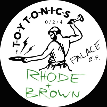 Rhode & Brown/PALACE EP 12""