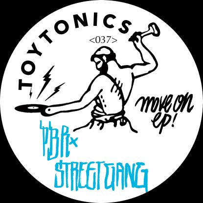 PBR Streetgang/MOVE ON - KIAN T RMX 12""