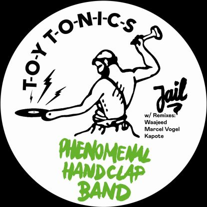 Phenomenal Handclap Band/JAIL 12""