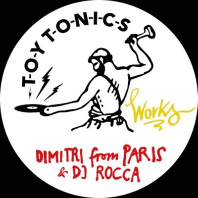 Dimitri From Paris & DJ Rocca/WORKS 12""