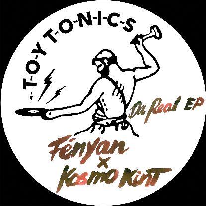 "Fenyan & Kosmo Kint/DA REAL EP 12"""