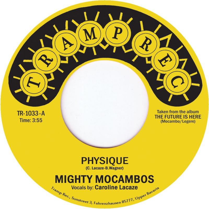 """Mighty Mocambos/PHYSIQUE 7"""""""