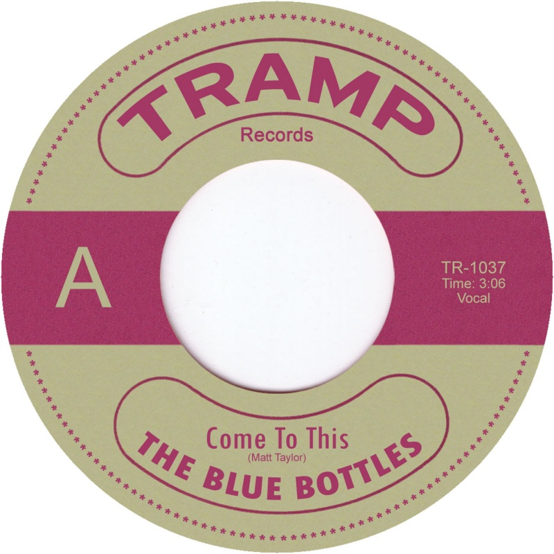 """Blue Bottles/COME TO THIS 7"""""""