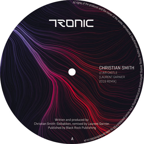 Christian Smith/AIR CASTLE (2019 RX) 12""