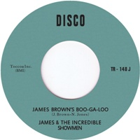 James & The Incredible Showmen/JB'S 7""