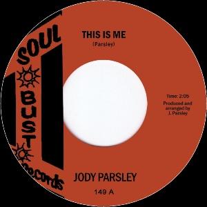 """Jody Parsley/THIS IS ME  7"""""""