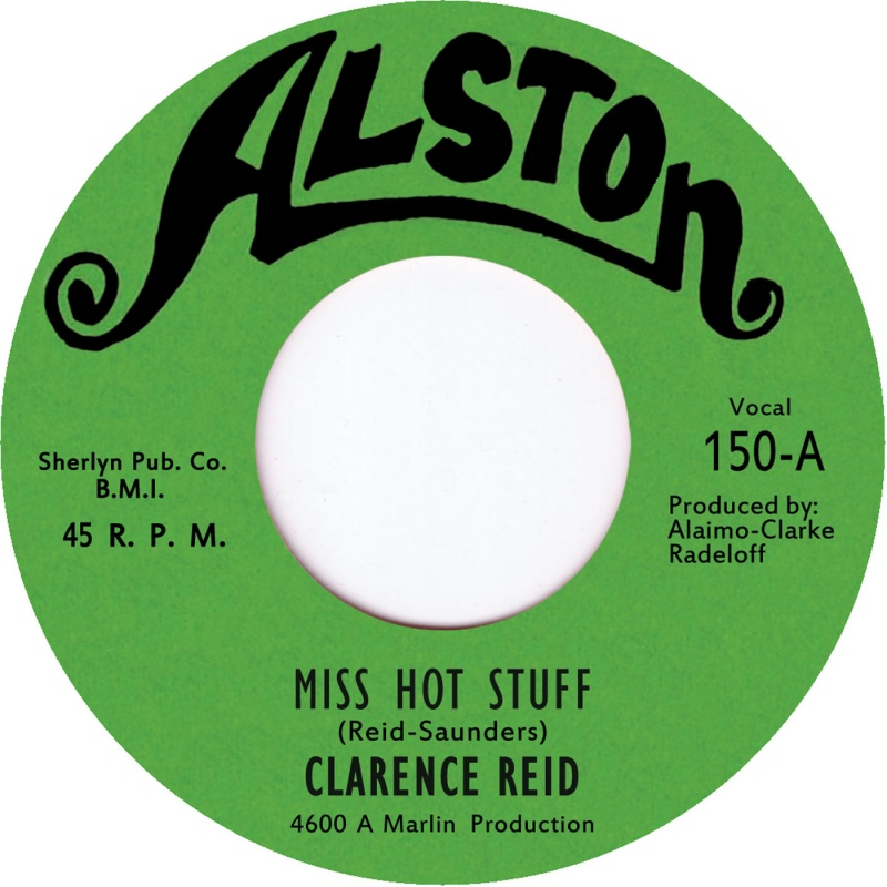 Clarence Reid(Blowfly)/MISS HOT STUFF 7""