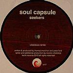 "Soul Capsule/SEEKERS - VILLALOBOS 12"""