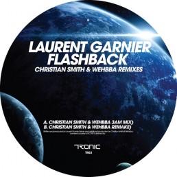 """Laurent Garnier/FLASHBACK (REMAKE) 12"""""""
