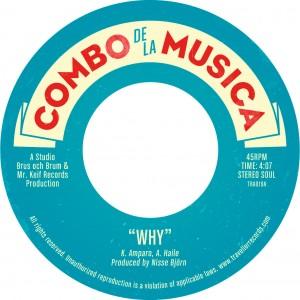 "Combo De La Musica/WHY 7"""