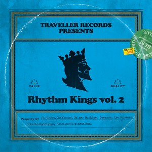 Various/RHYTHM KINGS VOL. 2 DLP
