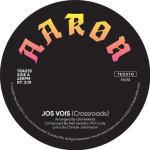 """Aaron/JOS VOIS (CROSSROADS) 7"""""""