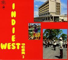 Various/WEST INDIES FUNK VOL 3 CD