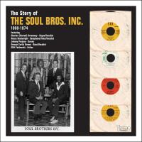 Soul Brothers Inc/STORY OF CD