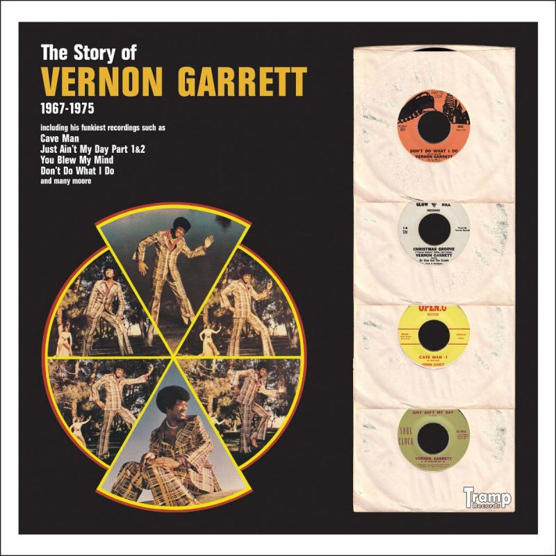 Vernon Garrett/STORY OF CD