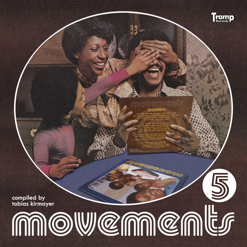 Various/MOVEMENTS 5 (TRAMP) CD