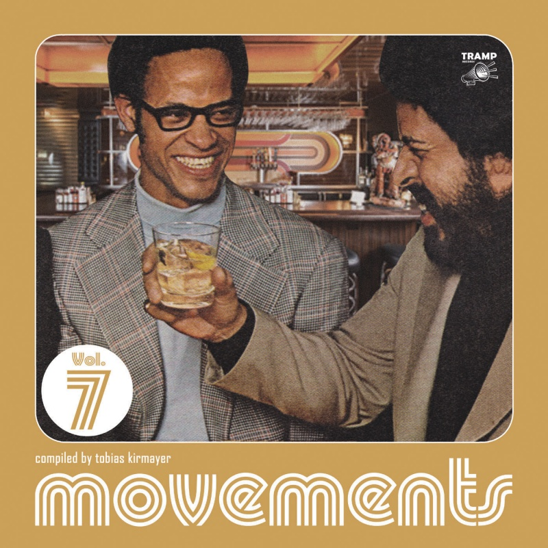 Various/MOVEMENTS 7 (TRAMP) CD