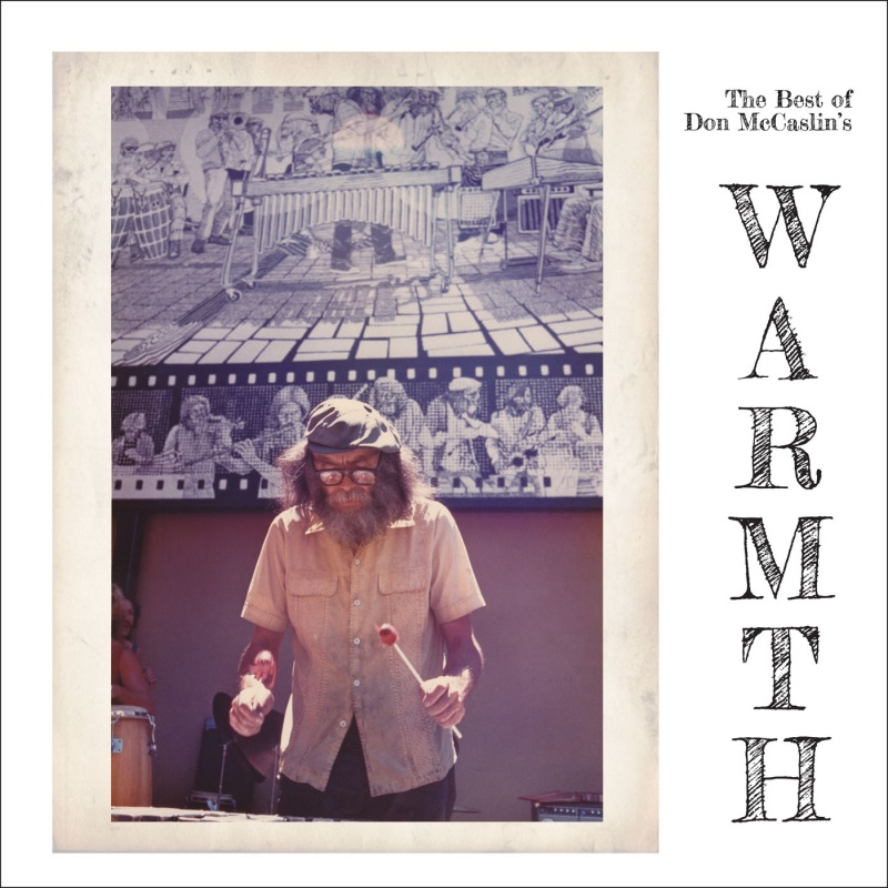 Warmth/BEST OF DON MCCASLIN'S WARMTH CD