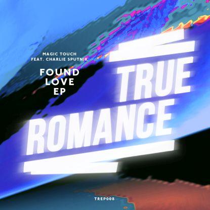 "Magic Touch/FOUND LOVE EP 12"""
