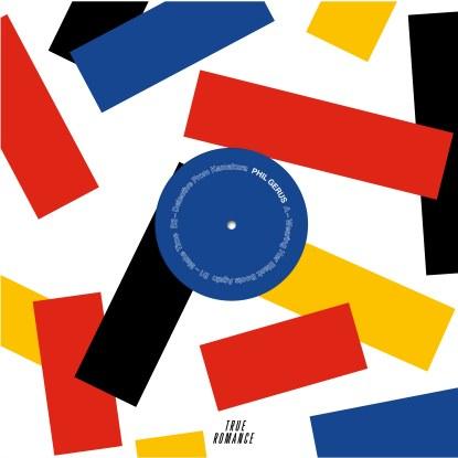 "Phil Gerus/MAKE TIME EP 12"""