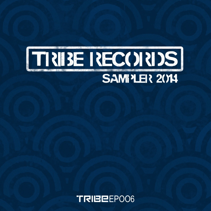 Various/TRIBE LABEL SAMPLER 2014 12""