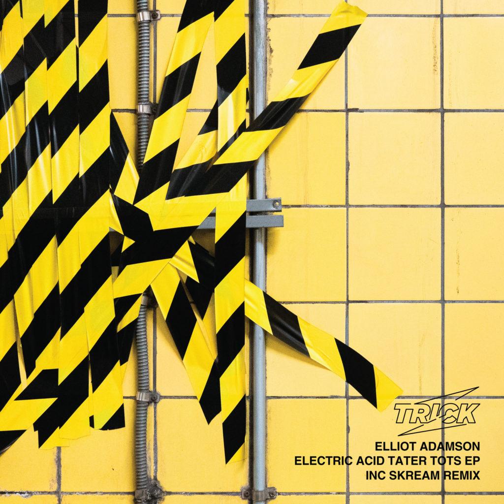 "Elliot Adamson/ELECTRIC ACID TATER.. 12"""