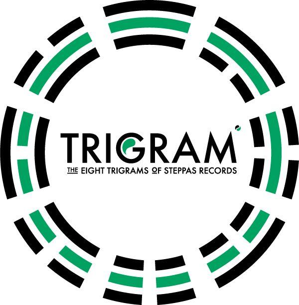 "Adam Prescott & JahYu/TRIGRAM #2 10"""