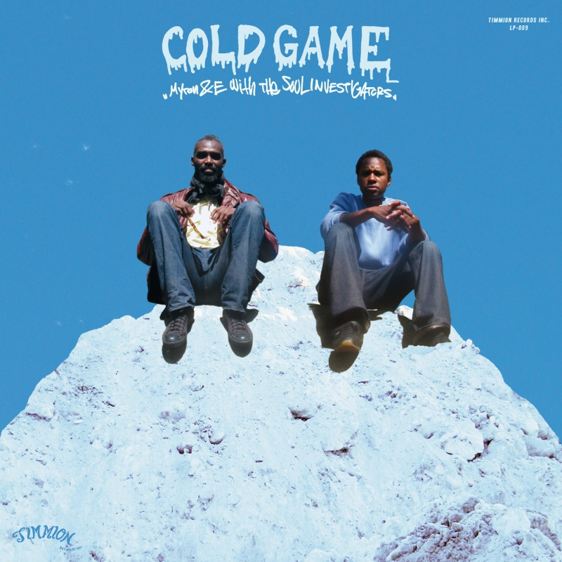 Myron & E/COLD GAME LP