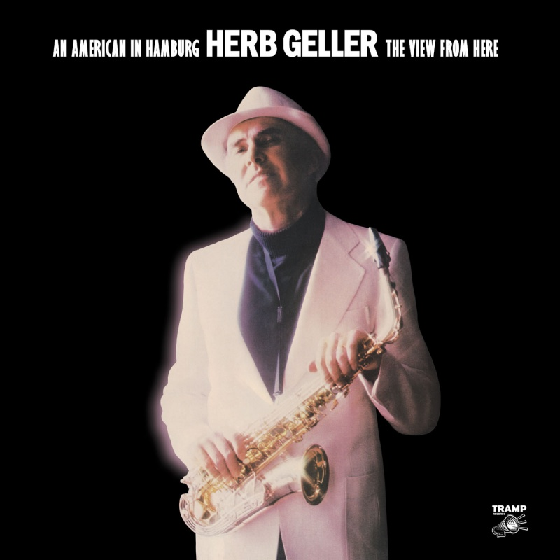 Herb Geller/AN AMERICAN IN HAMBURG DLP